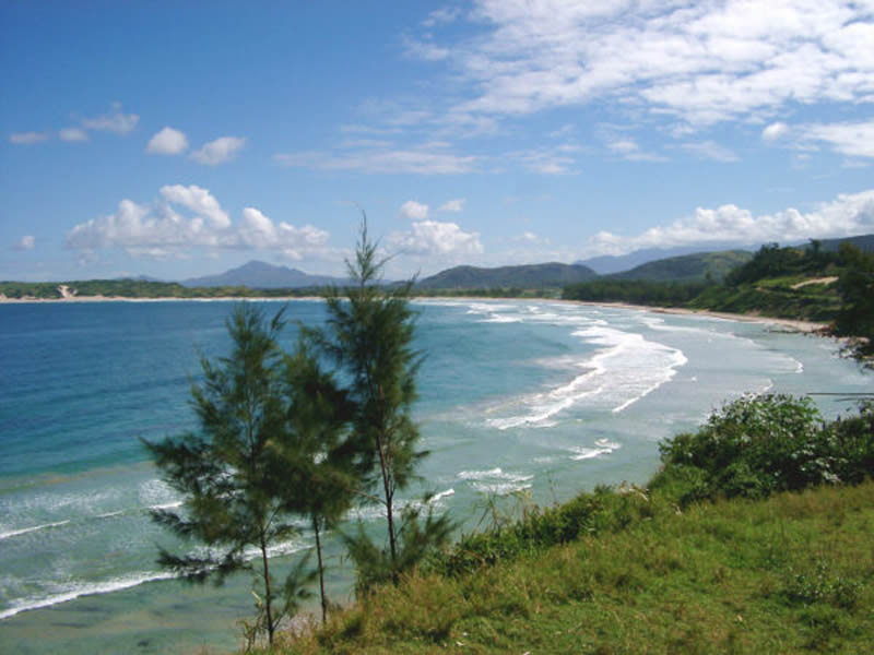 magnifique plage Madagascar