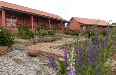 Jardin Hôtel Princesse Tsiribihina