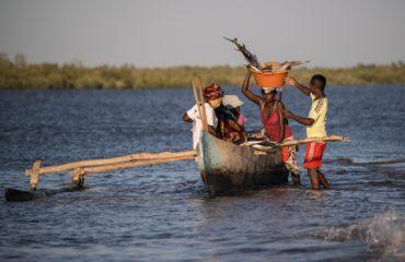 Pêcheurs locaux