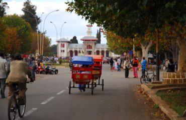 Pousse Pousse Antsirabe