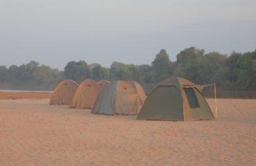 Descente de la Tsiribhina