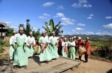 Fête en milieu Rural Antsirabe