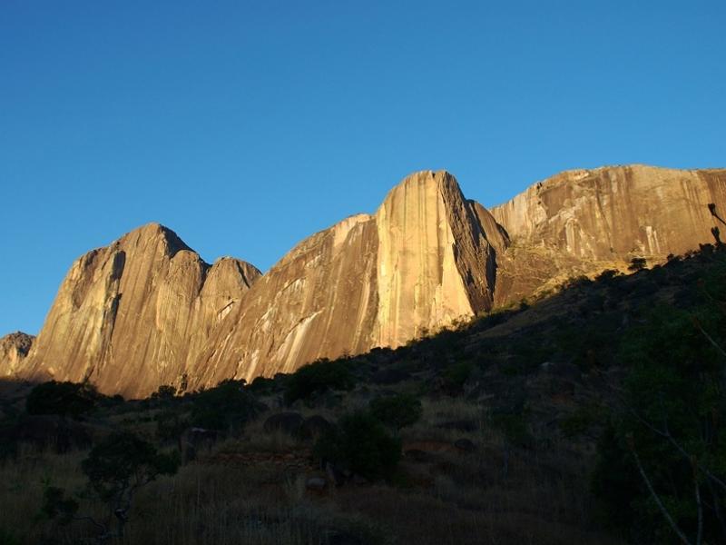 Trekking à Madagascar