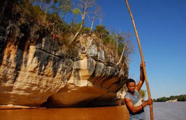 Gorges de la Manambolo