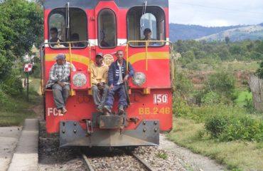 Train Manakara Fianarantsoa