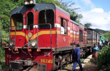 Le Train Fianarantsoa Manakara