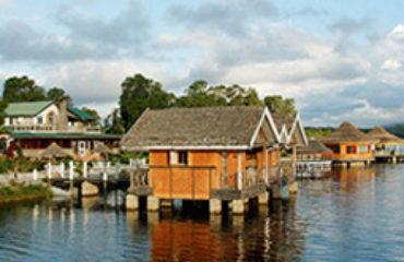 Lac hôtel