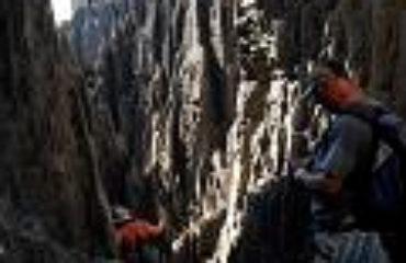 Tsingy Menabe - Espace Mada