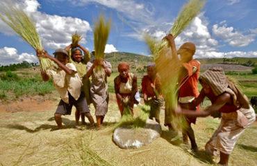En Milieu Rural sur les Hautes Terres