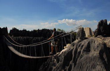 Pont Suspendu Tsingy Bemaraha