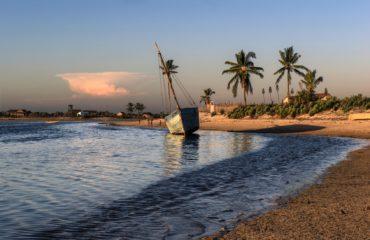 Boutre Belo sur Mer
