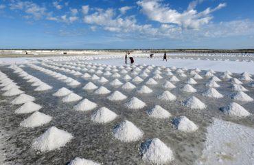 Saline à Belo sur Mer